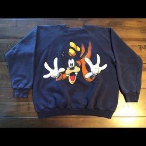 Vintage Disney goofy sweatshirt